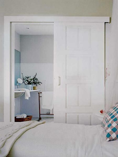 Small Rooms With Sliding Doors Space Saving Interior Design