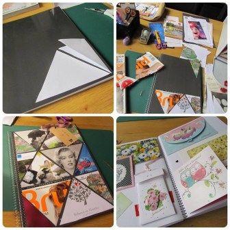 Scrapbook Ideas Diy Projects Diy Scrapbook Cover Bb Style Sebastian Pinterest Diy Scrapbook Cover Creative Scrapbook Diy Scrapbook