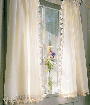 rosa soriano martins (rosaazul62) on Pinterest - fenster gardinen küche