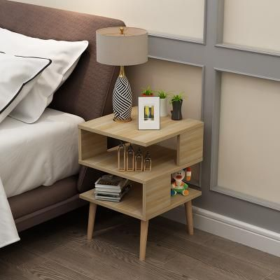 Louis Fashion Nightstands Nordic Mini Modern Bedroom Mini Bedside