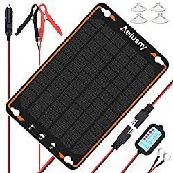 10 Best Solar Trickle Chargers Their Reviews Updated 2021 Solar Works Nola Solar Car Solar Power Battery Charger Car Battery