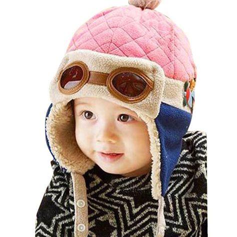 Baby Pilot Hats in 2018  5798773dbb37