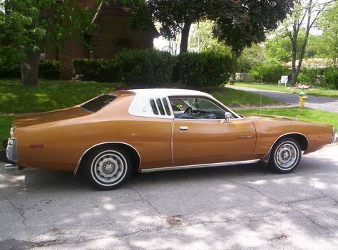 1974 Dodge Charger Cars