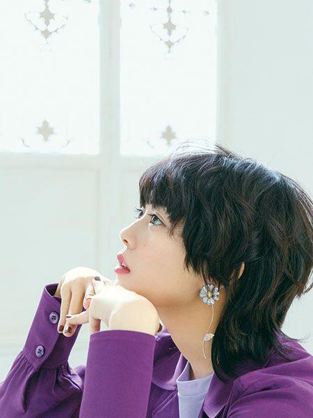 高畑充希 映画 ヲタクに恋は難しい 腐女子役で 攻めと受け で捉える癖が 最新インタビュー Fashion Box ヘアスタイリング ヘアカット ヘア アイディア