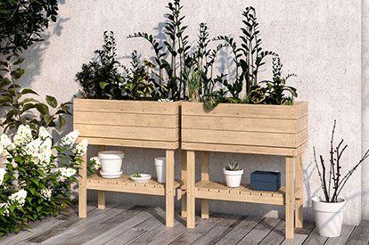 Donice Ogrodowe Wood Diy Decor Home Decor