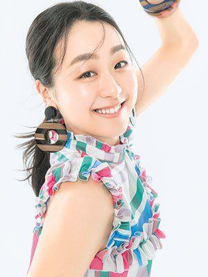 浅田真央さんが 美的 で初 美容誌の表紙に 真央ちゃんの 今 を 独占インタビュー 美的 com 浅田 女子フィギュア スポーツ女子