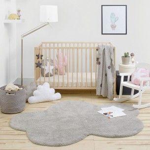 Cloud Teppich Grau Teppich Wohnzimmer Kinderzimmer Outdoor