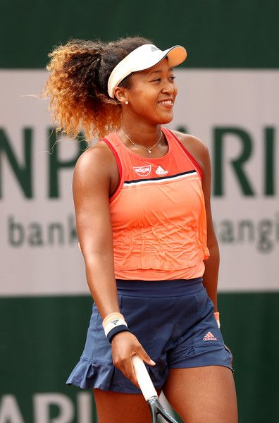 Naomi Osaka Photos Photos 2018 French Open Day Four Tennis Players Female Tennis Players Tennis Clothes