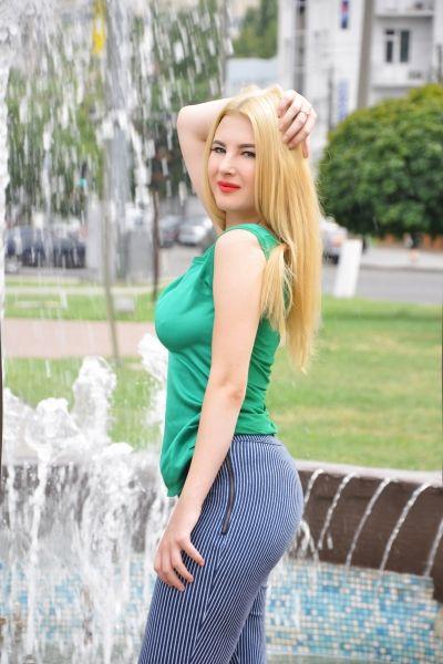 Green Russian Ladies Marry Ukrainian