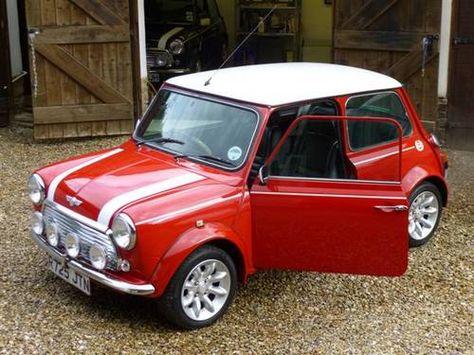 Classic Mini Cooper. Vintage Mini Cooper. Classic car. British. Old mini. #RePin by AT Social Media Marketing - Pinterest Marketing Specialists ATSocialMedia.co.uk