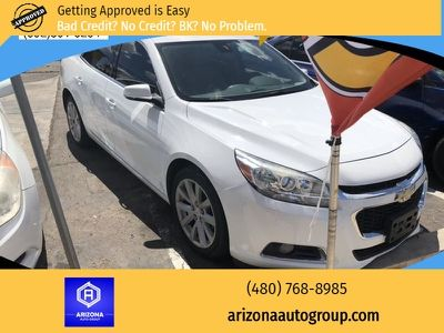 2014 Chevrolet Malibu Lt Sedan 4d Sedan 4 Doors 9499 To