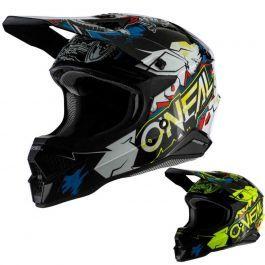 ONeal 3 Series Unisex-Adult Off-Road Helmet Neon Yellow, S