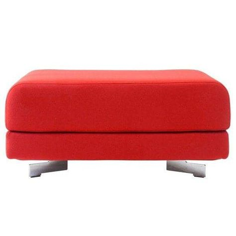 Max Is A Functional Design Pouf And Extra Bed Softline Extra