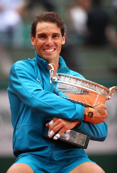Rafael Nadal Photos Photos 2018 French Open Day Fifteen French Open Rafael Nadal Tennis Stars