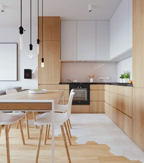 Minimalistkitchen Interior Design: How To Renovate A Kitchen: The 5 Keys To Success