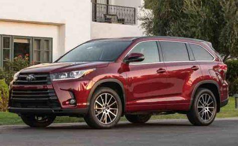 Toyota Highlander Colors >> 2020 Toyota Highlander Interior Colors 2020 Toyota