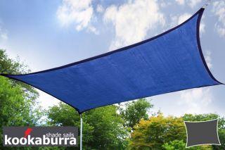 Tende A Vela Kookaburra Per Feste Rettangolare 6 0m X 5 0m Blu