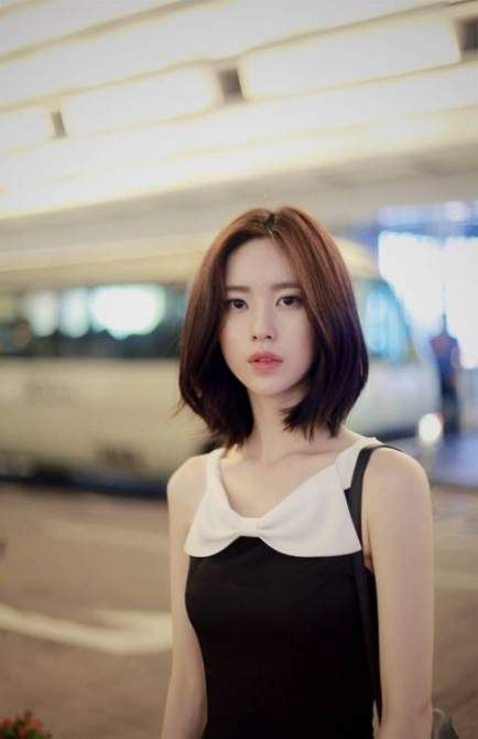 Hair Short Korean Shoulder Length 52 New Ideas Shot Hair Styles Short Hair Styles Asian Short Hair