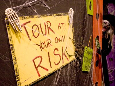 Haunted Houses for Kids & TeensFriendly, Frightening, or Extreme? | The  Children's Museum of Indianapolis | Haunted Theatre | Pinterest | Haunted  houses, ...