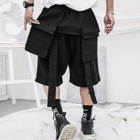 Techwear Short Choji - L