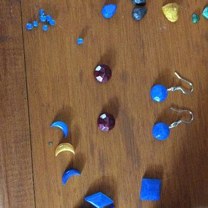 Making Pendant  Mould Goldfish Silicone Mold  DIY Crafts Decorative Resin