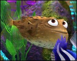 Globo Bloat Gang Tank Con Imagenes Buscando A Nemo