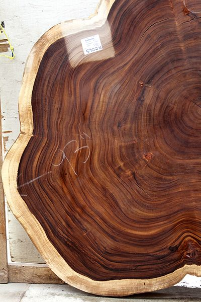 Guanacaste Burl Gorgeous Grain Live Edge Round Table Item Number 5902x1 Burled Wood Beautiful Wood Wood