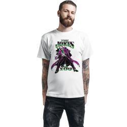 The Joker The jokes on T-ShirtEmp.de