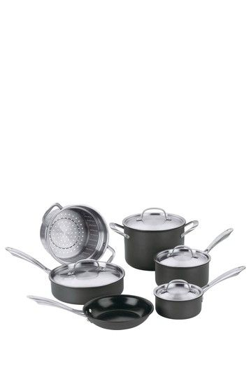 Cuisinart Greengourmet Skillet Stainless Steel With A Ceramic Non Stick Surface No Teflon Or Chemicals Lasts Longer Than The Teflon Cuisinart Stainless Tri