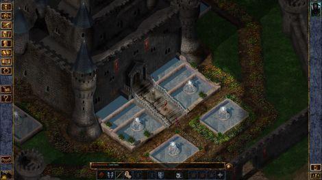 Baldur S Gate Enhanced Edition Video Game Artwork Gameplay