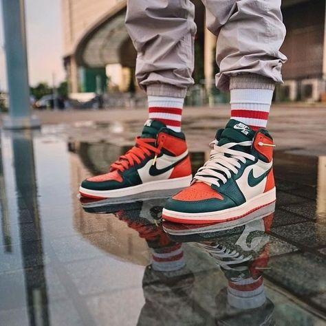 Zapatillas Jordan Retro, Zapatillas Casual, Best Sneakers, Sneakers Fashion, Shoes Sneakers, Adidas Fashion, Nike Air Shoes, Air Jordan Shoes, Jordan 1