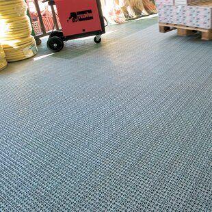 Rubber Cal Inc Diamond Plate Garage Flooring Roll In Black Wayfair Interlocking Flooring Garage Flooring Options Rubber Flooring