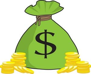 Money Bag Clip Art Money Clipart Clip Art Money Sack