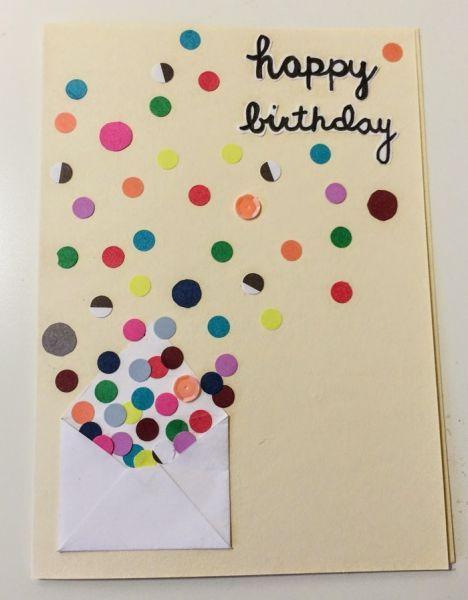 2019 Most Wanted Birthday Card Ideas Diy Birthday Cards