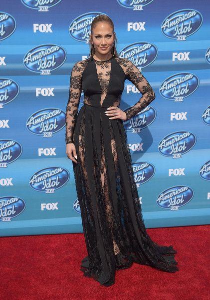 Zuhair Murad Black Lace - Jennifer Lopez's Most Daring Dresses - Photos
