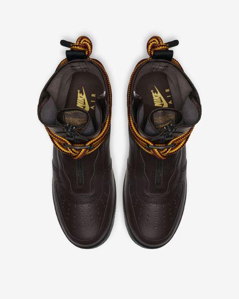best website cb85d e1d83 Botte Nike SF Air Force 1 High pour Homme