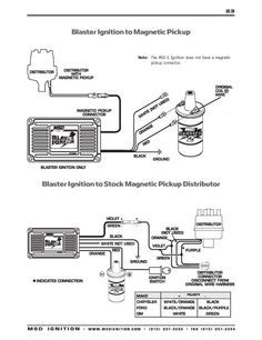 msd street fire hei ignition wiring diagram | diagram, wire, fiat  pinterest