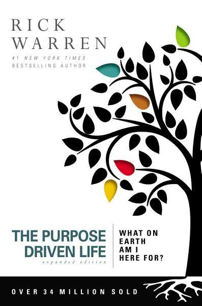 Rick Warren The Purpose Driven Life Ebook Download Ebook Pdf