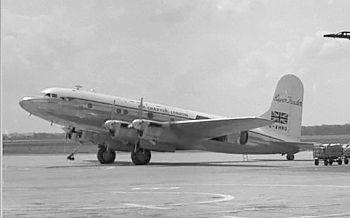 Bsaa Star Tiger Disappearance Jan 30 1948 Atlantic Ocean Operated By British South Americ Triangulo De Las Bermudas Lugares Misteriosos Aviones Antiguos