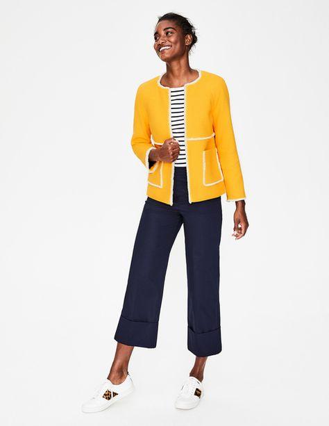 74e9bab881f Arabella Sweatshirt J0390 Long Sleeved Tops at Boden | Want <3 in 2019 |  Long sleeve tops, Tops, Sweatshirts