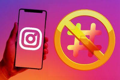 190 Banned Hashtag On Instagram In 2019 Instagram Fotografi Tahu