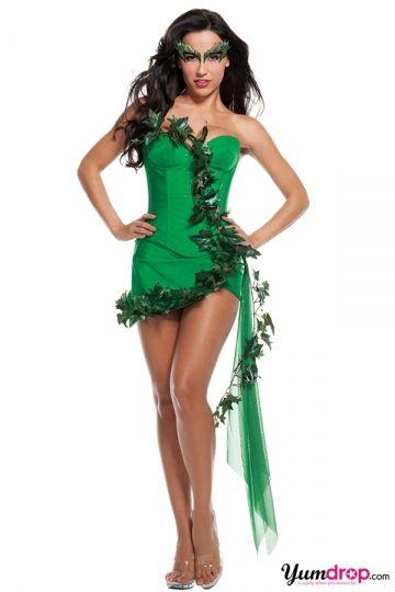 green ivy princess costume adam and eve costumes halloween pinterest eve costume princess costumes and costumes - Green Halloween Dress