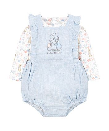 2216ef851e947 Order a peter rabbit bibshort set today from Mothercare.com ...