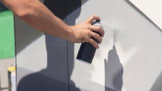 Pintar mdf con aerosol