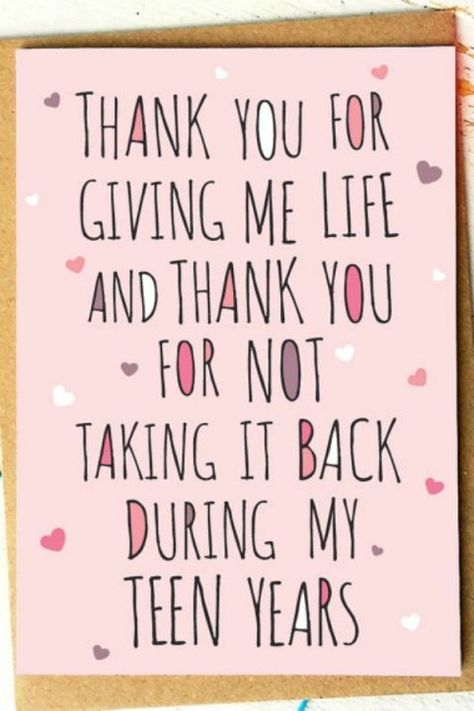 37 Funny Mother\'s Day Cards That Will Automatically Make You ...