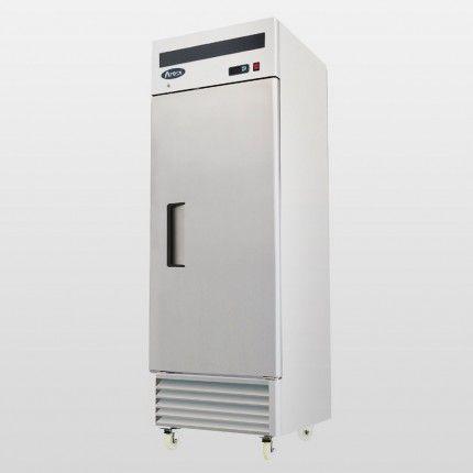 Atosa Mbf8185gr Single Door Catering Fridge 610 Litre Single Doors Locker Storage Fridge Shelves