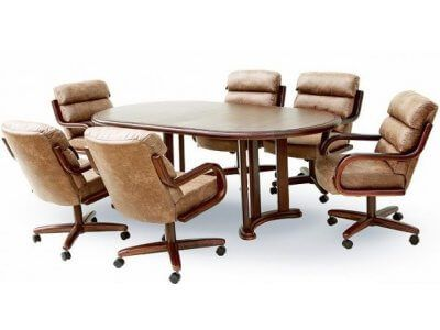 Call Us For Additional Information And To Ensure You Receive The Best Price This Caster Chair Features A Memory Foam Seat Vivacious Mocha