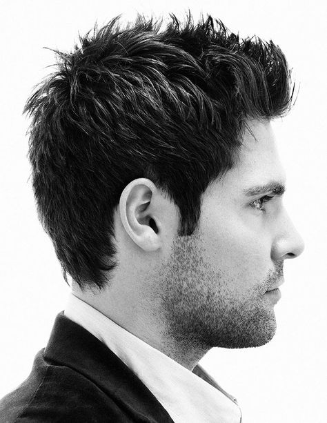 See the work of NAHA Winner Matthew Morris, Men's Hairstylist of the Year category.