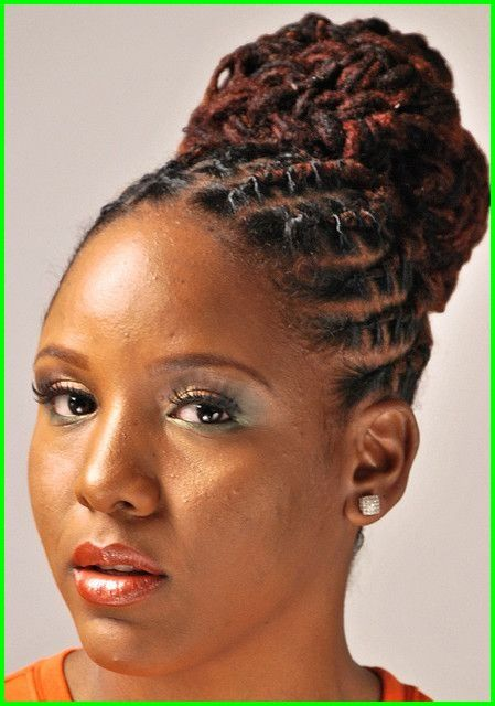 Best Locs Updo Hairstyles Pictures Of Hairstyle Ideas 1831 In 2020 Locs Hairstyles Dreadlock Hairstyles Natural Hair Styles