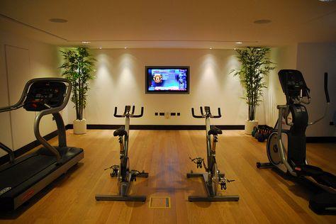 7 best Home Gym images on Pinterest Exercise rooms, Garage gym - fitnessstudio zuhause einrichten